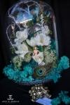 unique terrarium centerpieces denver bridal show