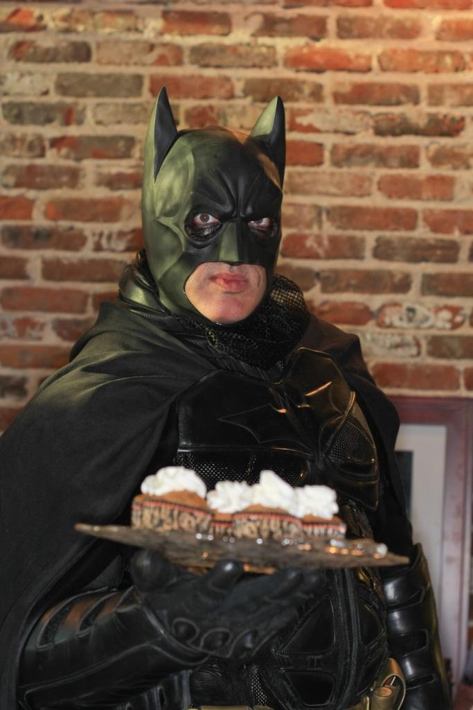 batman denver wedding show