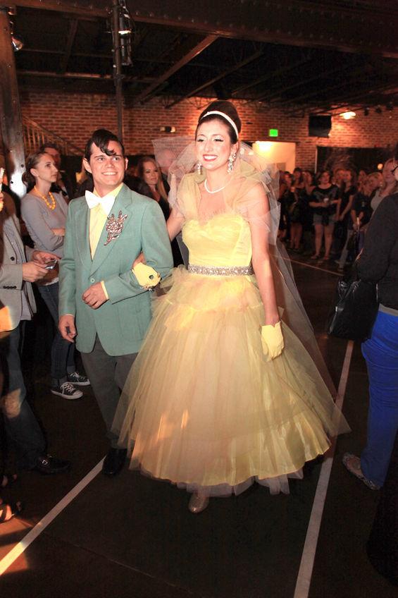 vintage wedding attire denver wedding show